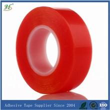 0.2mm ISO9001 Tesa Equivalent 160C Heat resistant double side acrylic adhesive coated film