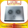 204 best selling Double fans laptop cooling pad
