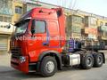 howo 6x4 336 caballos de potencia del tractor de camiones para la venta