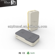 5200mah portable rechargeable power supply for mobile phones, camera, mp4, Tablet pc, bluetooth speaker