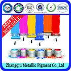 china manufacture plastic coating paint of water based aluminium pigment paste ZQ-11523