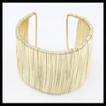 Fashion gold wire Bracelet & bangle