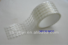 Thermal Spray Sandblasting G lass Cloth Masking Dots/Discs (5mil PET+3mil AD)