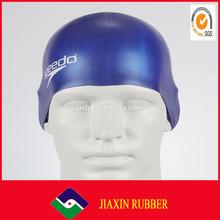 2014 Manufacturer high quality swim cap/ear protection swim cap