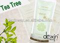 completamente refinada cera de parafina té aceite de árbol de cuidado de la piel 450g
