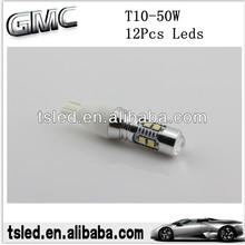 car door projector light toyota T15 auto led light 50w