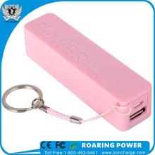2000mAh promotion perfume power bank