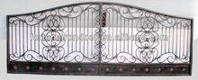 Furniture designs Galvanized iron fence metal farm fence designs/ Manufacture