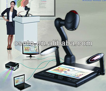 connected to pc interactive whiteboard,Audio Video presenter, Education Equipment, PH-200W,usb vga document camera