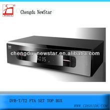 SDC-3000T2 FTA STB dvb-t2 set top box digital receiver