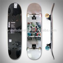 Complete skateboard, 100% Canadian Maple Skateboard Completes,custom skareboard