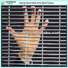 Increase Safety Reduce break ins hot sale high quality prison anti climb CLEAR VU FENCING