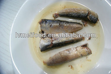 Factory Price Canned Fish Canned Sardines in Oil