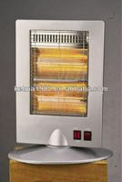 With oscillation Quartz heater