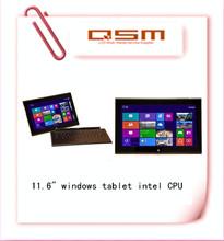 "11.6"" inch Intel 2G 32G WiFi Tablet pc windows 7 HDMI gps 3g"