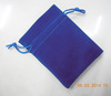 jewelry velvet gift bag drawstring pouch