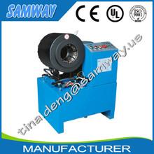 "Samway hydraulic hose fitting crimping machine up to 2"" S51"