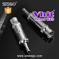 2014 hot in US!! Seego Vhit Reload W&D glass dome vaporizer