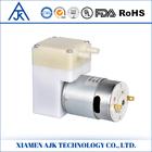 DC Micro Vacuum and Air Diaphragm Pump AJK-B3606
