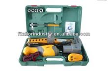 12V DC 3T Electric car jack& Impact wrench, car repair tool kit, Multifunction Tyre Change Kit FIT-Z02