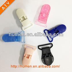 Dongguan hard quality plastic binding clasps binder