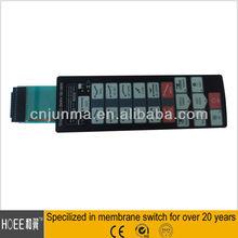 Alibaba China 4 Buttons Membrane Switch Keyboard