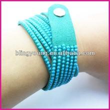 Hot selling bling rhinestone bracelets snake bracelet