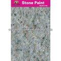 spray não escova de pedra de granito para a pintura da parede externa do prédio da parede