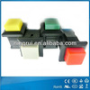 High quality electric waterproof ip67 push button switch