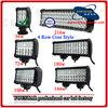 4 rows cree led light bar 36w 72w 108w 144w 180w 216w combo beam led work light bar