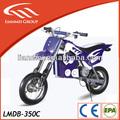 350w électrique. dirt bike dirt bike mini pour la vente