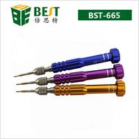 BEST #665 5-in-1 open tool set for iphone smart repair tool
