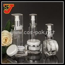 15gram Square PMMA Day Cream Container