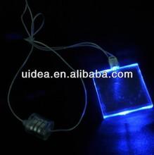 Party Favor Delicate PS LED Necklace