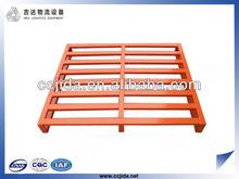 Light duty steel pallet