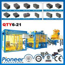 Small scale Automatic Concrete Block Making Machine For sale