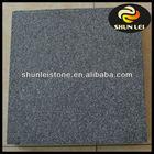 flamed brushed granite tiles for garden flooring
