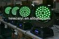 a testa mobile illuminazione architettonica 36 pc 4in 1 led a testa mobile