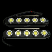 10w 12v superbright led car/auto light led daytime running light