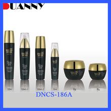 100ml cosmétiques bouteille en verre avec pompe spray, verre flacon pompe cosmétiques