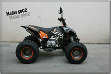 50cc EEC kids gas engine atv four wheeler
