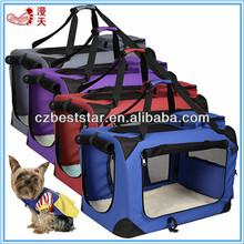 Oxford Pet Dog Bag Carrier For Cat Travel Tote Bag