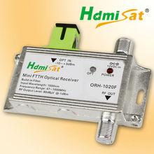 47~1000 MHz FTTH CATV Optical Receiver/Mini Optical Node