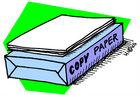 A4 copy paper 80G Mondi rotatrim Paper