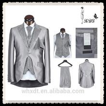 French suit for men ,mens 2014 fashion design suits,wedding suits for men white,5 pieces