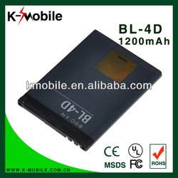 Compatible for Nokia E5 E7 N8 N82 N81 N97mini mobile phone battery BL-4B
