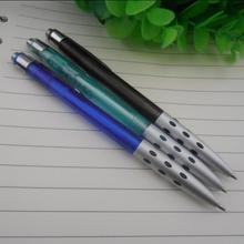 rubber grip plastic ball pen