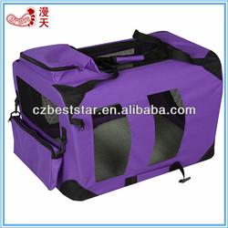 Fashion Travel Cage Portable Pet Bag Dog Bag Carrier Exporter