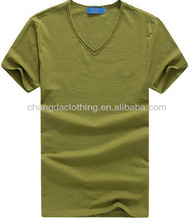 men's v neck bamboo t-shirts wholesale
