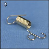 Custom tension spring clips